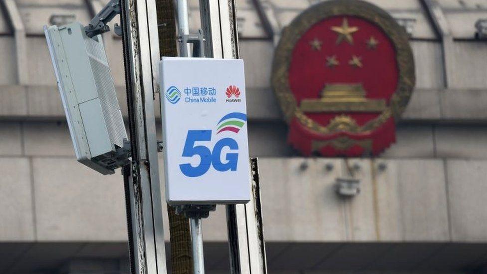 Huawei 5G equipment
