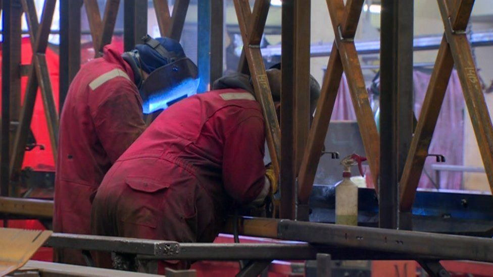 Northern Ireland manufacturing sees strong growth