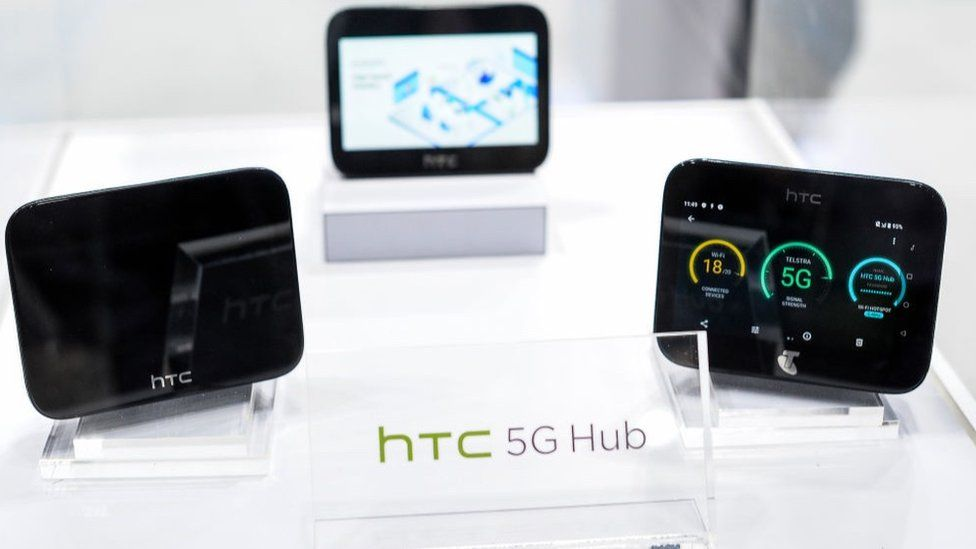 Android pioneer HTC stages retreat from China - BBC News