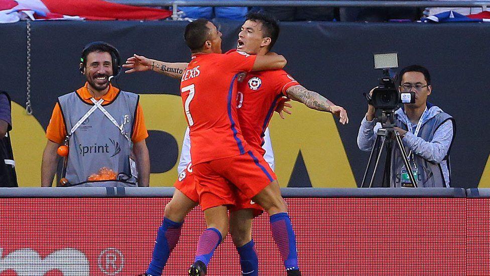 Chile derrota a Colombia y vuelve a encontrarse con Argentina en la final de la Copa América