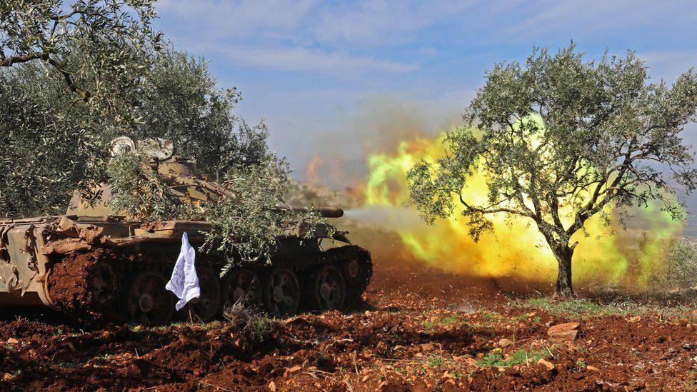 Suriye ve Irak Operasyonu