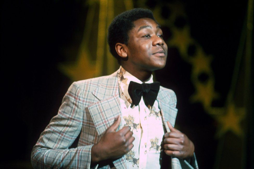 Sir Lenny Henry At 60 A Career In Pictures Bbc News