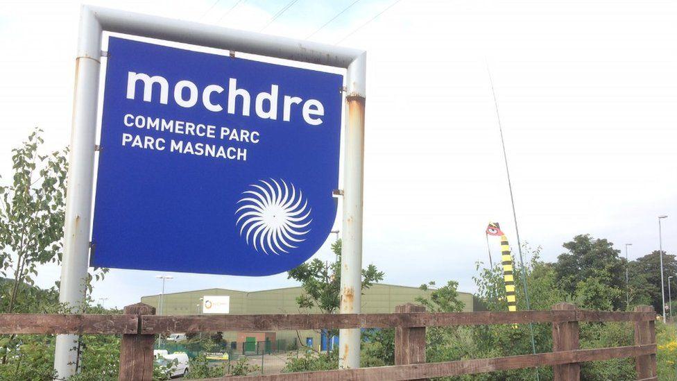 Mochdre Commerce Park