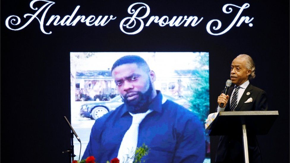 North Carolina Police Officers Involved in Fatal Shooting of Andrew Brown Won't Face Criminal Charges