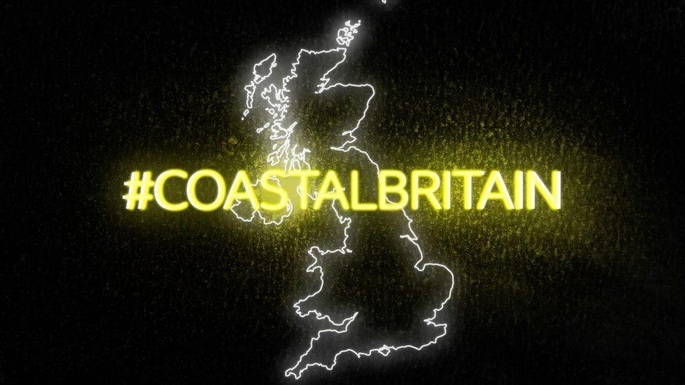 Coastal Britain graphic