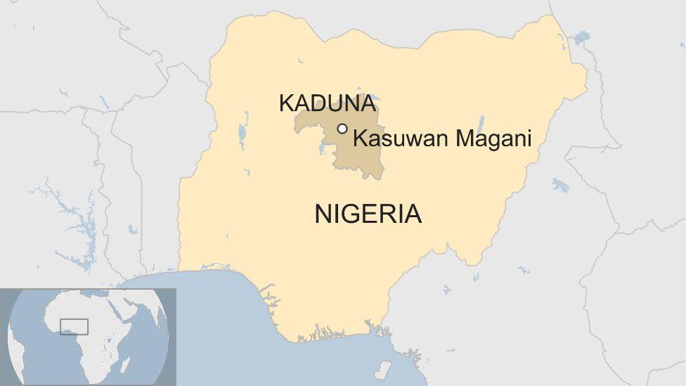 Kasuwan Magani in Kaduna state, Nigeria