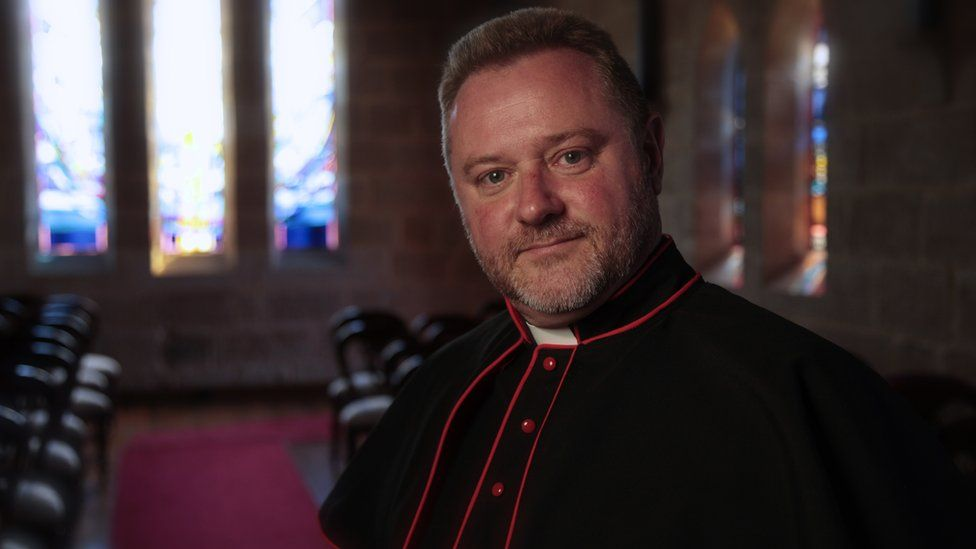Anglican priest Rod Bower