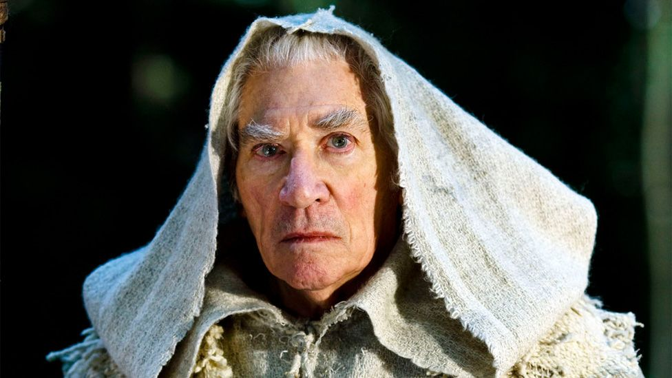 Frank Finlay in BBC One's Merlin