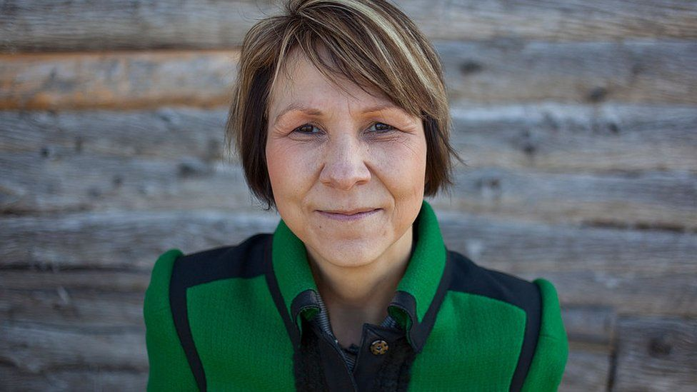 Cindy Blackstock, executive director and founder of the First Nations Child and Family Caring Society of Canada