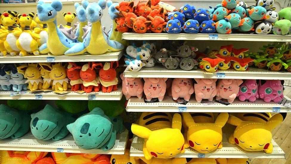 Pokemon toys on sale