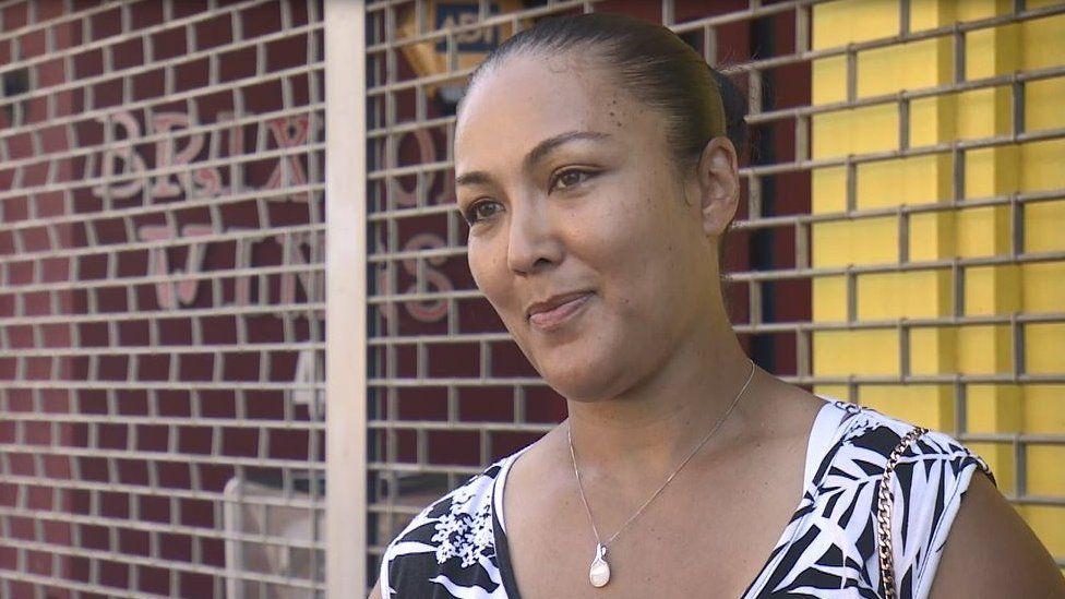 Community activist Michelle Killington