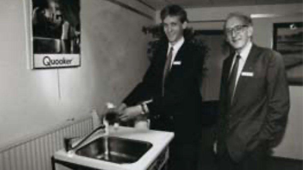 Niels and Henri Peteri