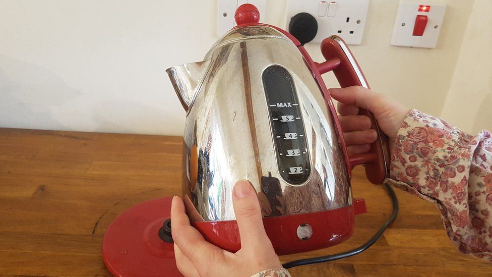 Dualit kettle