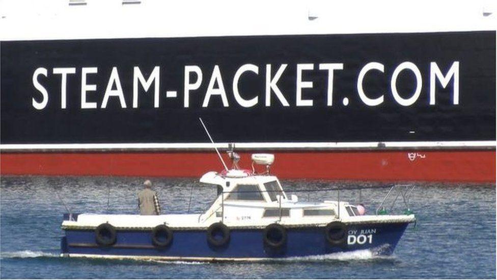 Isle of Man ferry