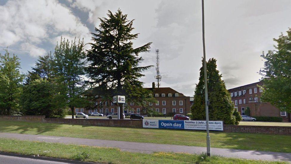 Kent Police headquarters in Maidstone