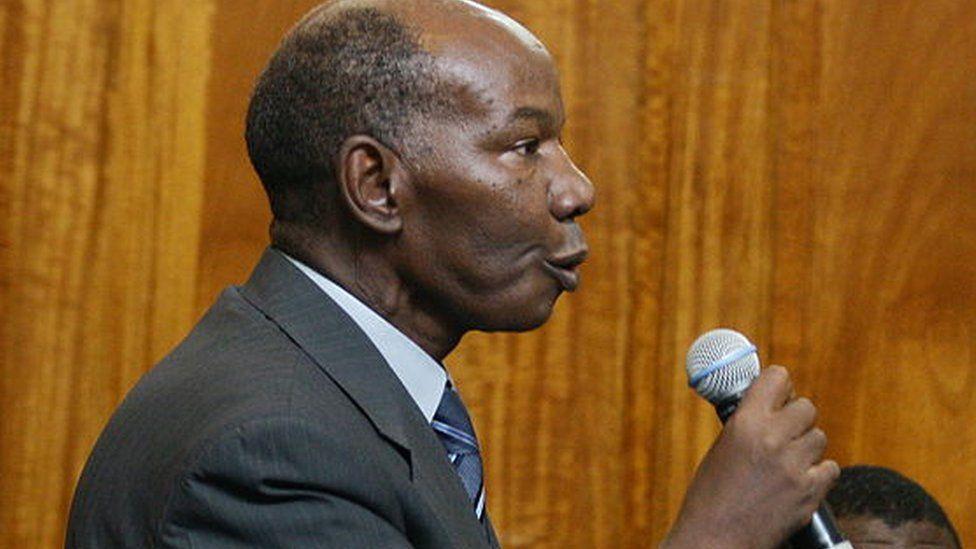 Fred Ngatia in 2013