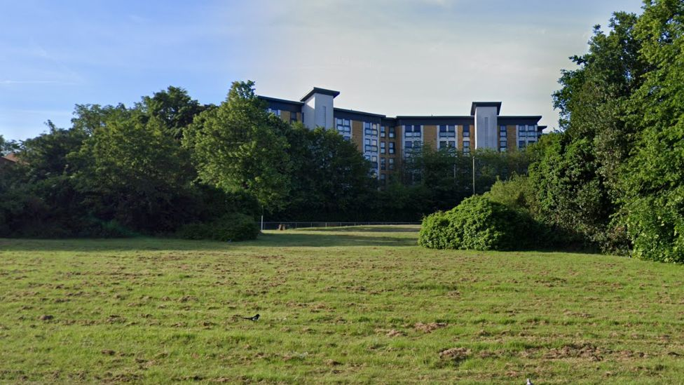 Canterville Place in Bracknell