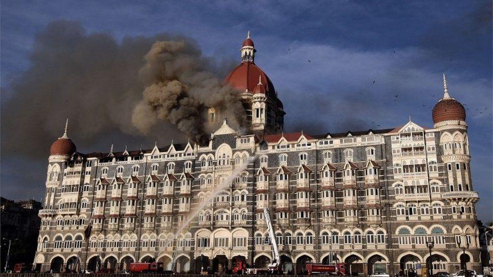 ممبئی کا تاج محل ہوٹل