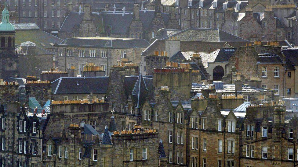 Edinburgh houses