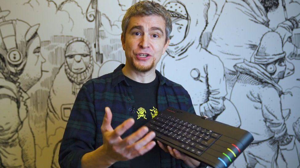 Game developer Henrique Olifiers