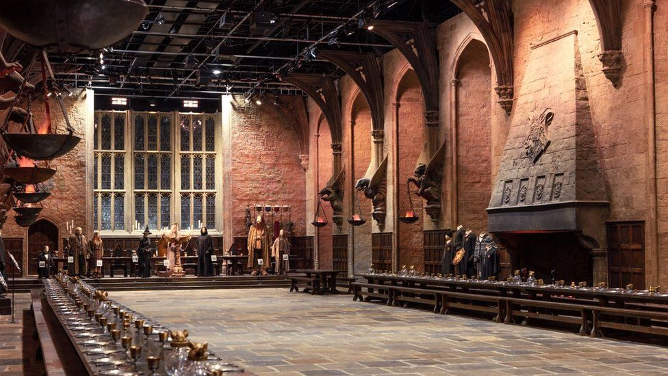 Harry Potter film set