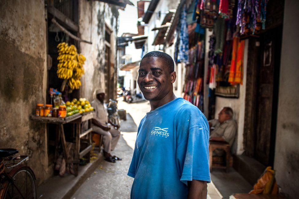 Vuaa Khamis Mtumwa, a former architecture lecturer