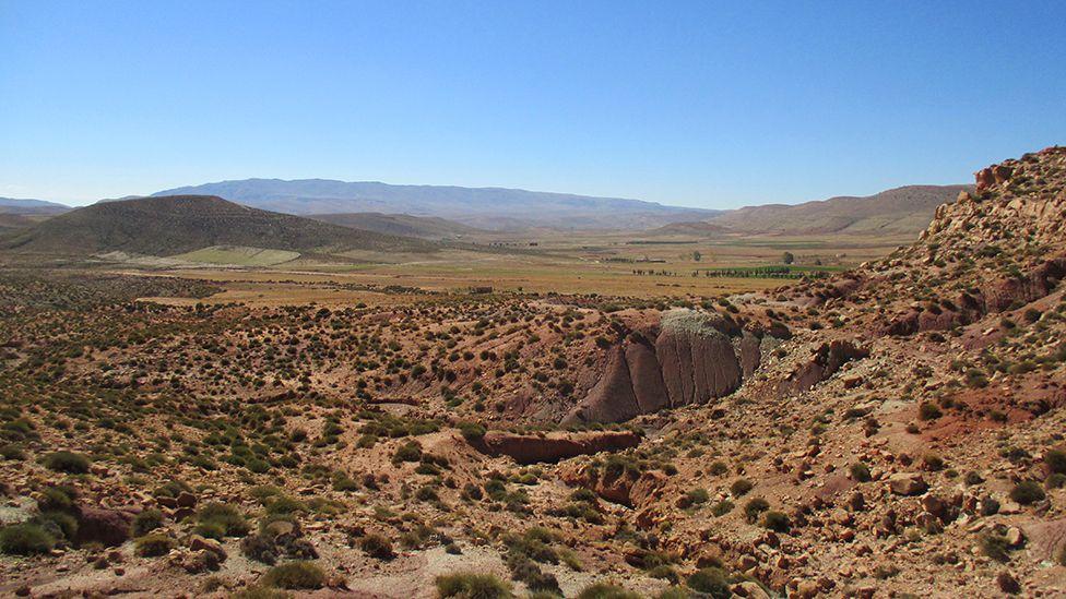 Middle Atlas Mountains of Morocco