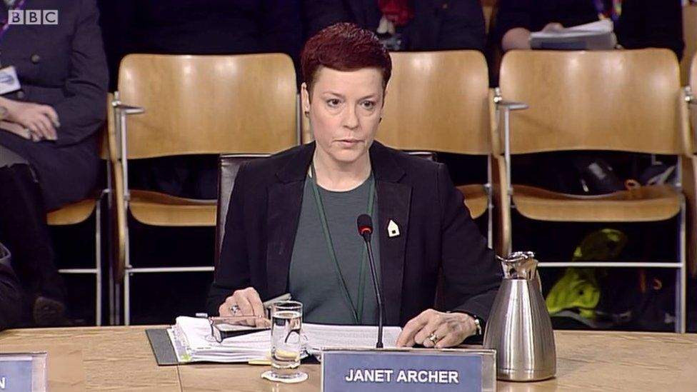 Janet Archer