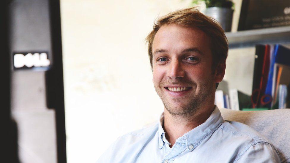 Thibaud Hug de Larauze, co-founder and chief executive of Back Market.