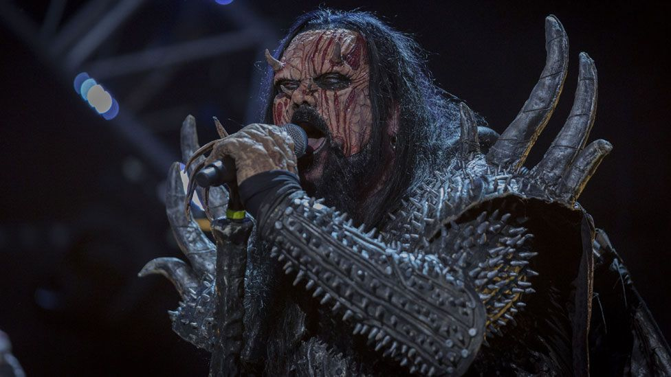 Mr Lordi of Lordi