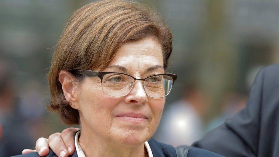 Nancy Salzman. File photo