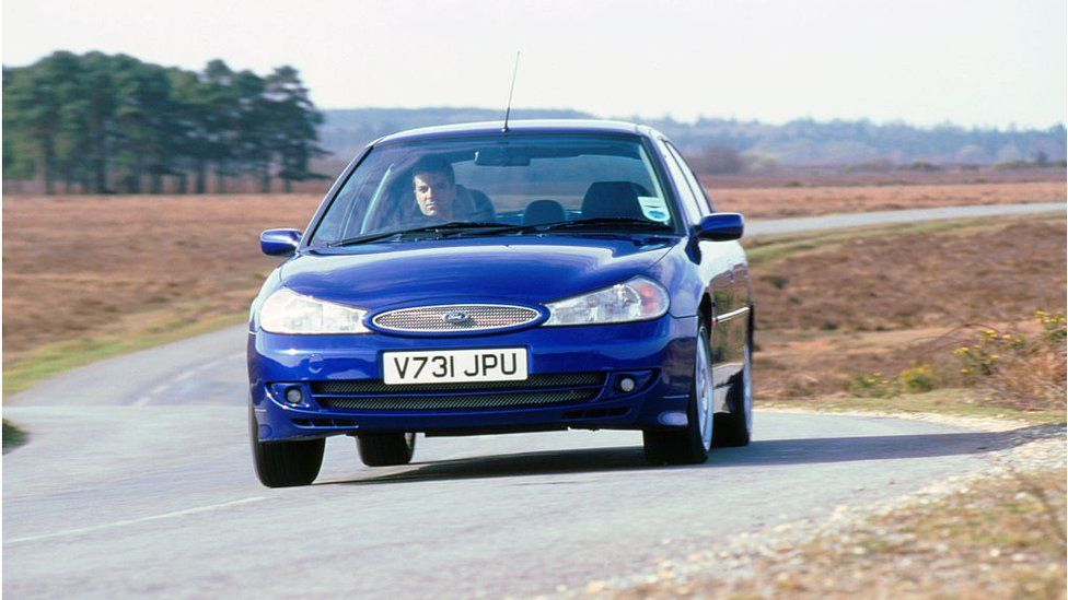 ford says farewell to mondeo man as