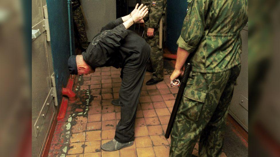 В мордовской тюрьме