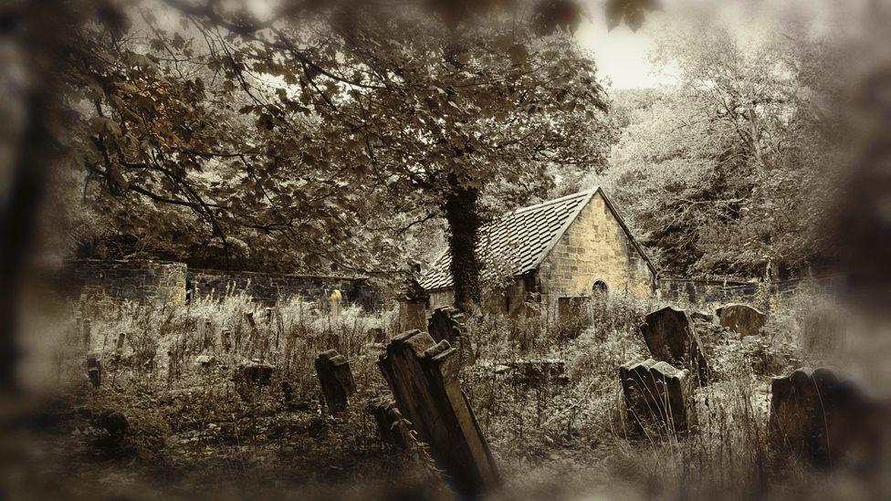 St Patrick's Graveyard and mausoleum, Motherwell