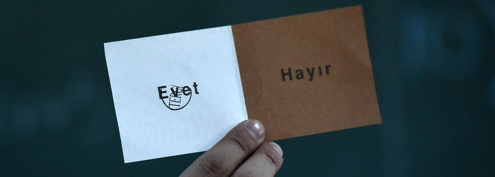 A Yes vote in the Turkish referendum