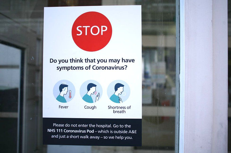 What does it feel like to have coronavirus? - BBC News
