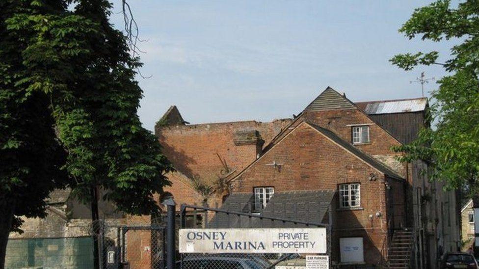 Osney Mill
