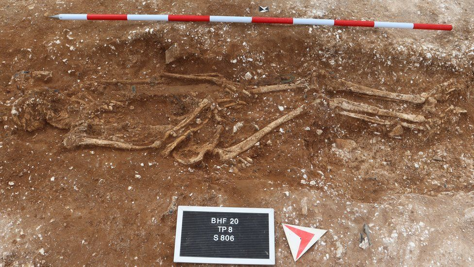 Remains of the Marlow Warlord
