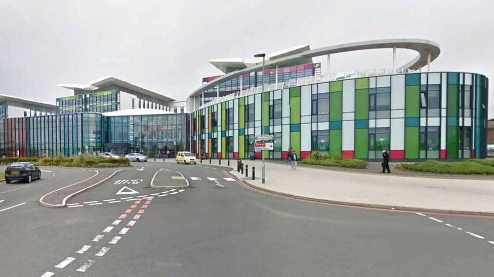 Kings Mill Hospital, Nottinghamshire