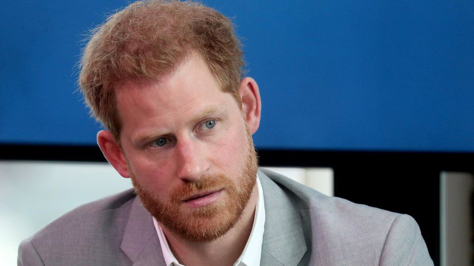 The Duke of Sussex.