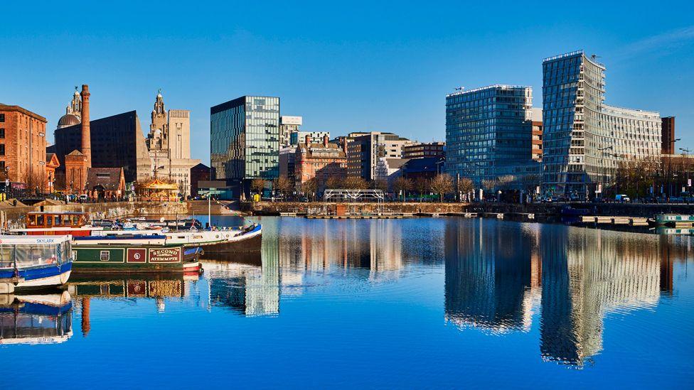 NESCO World Heritage Centre, Liverpool Waterfront, Salthouse Dock