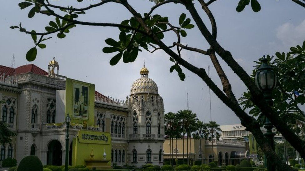 Thailand's Government house