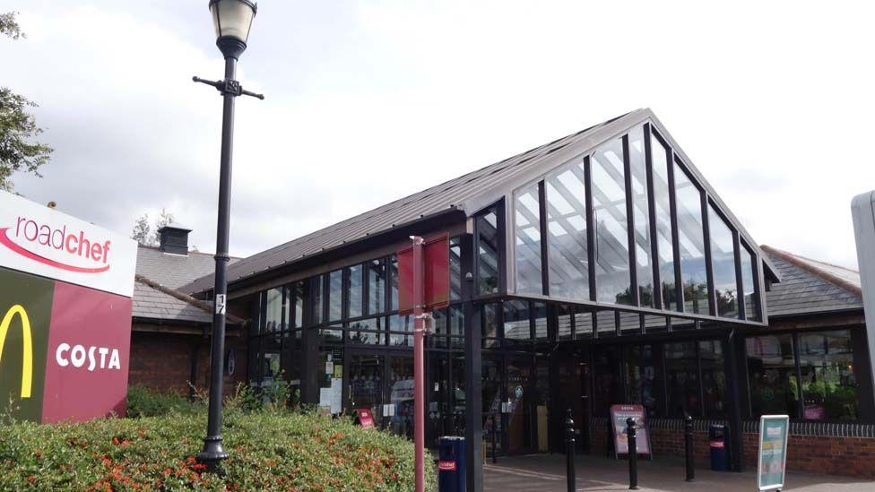 Durham Services A1(M)