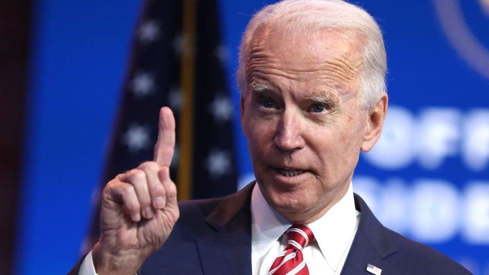 Joe Biden has vowed to work with other democracies to rewrite the rules of international trade