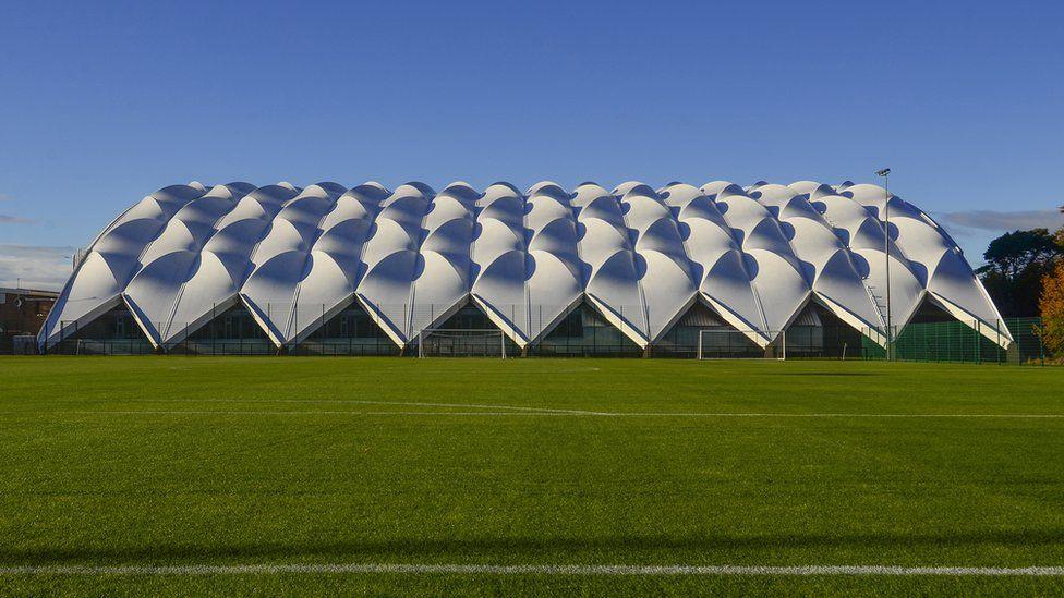 Oriam – Scotland's Sports Performance Centre, Edinburgh (£24m) - Reiach and Hall Architects for Oriam – Scotland's Sports Performance Centre
