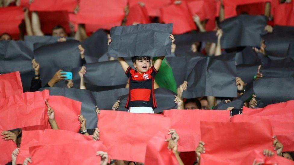 Flamengo fans