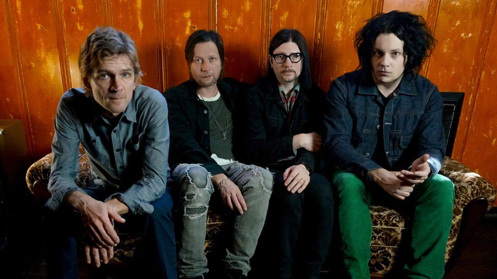 Jack White and The Raconteurs: Gigs are for 'making memories, not videos'
