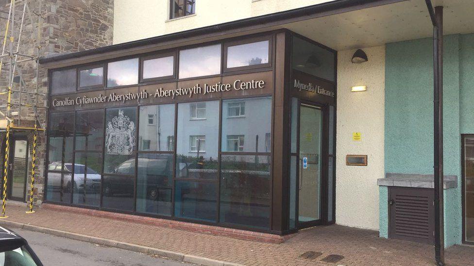 Aberystwyth Justice Centre
