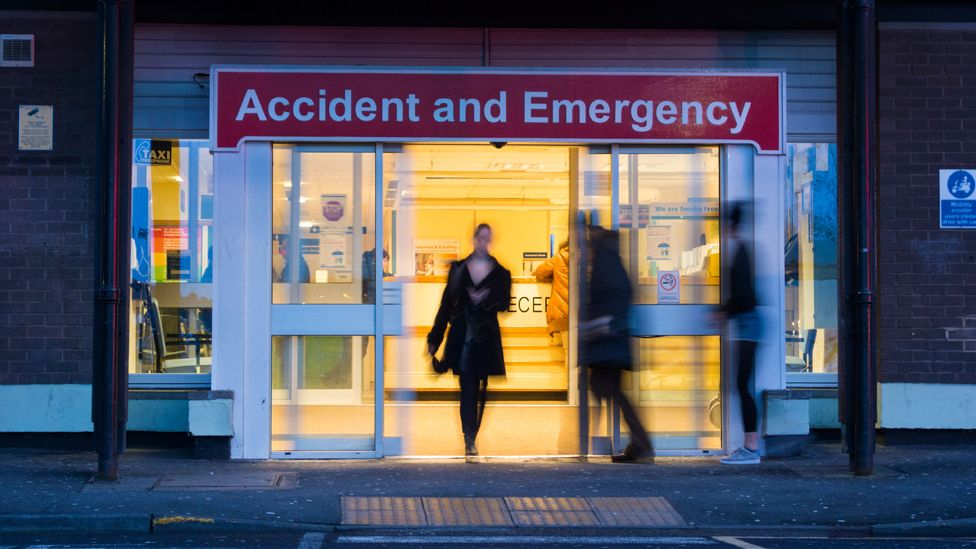 North Tees hospital