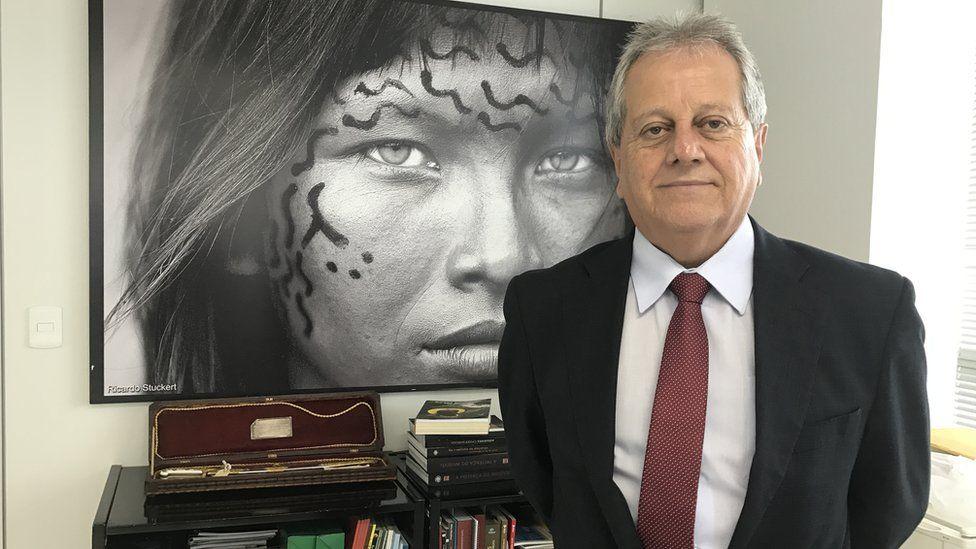 Índios não podem 'ficar parados no tempo', diz novo chefe da Funai